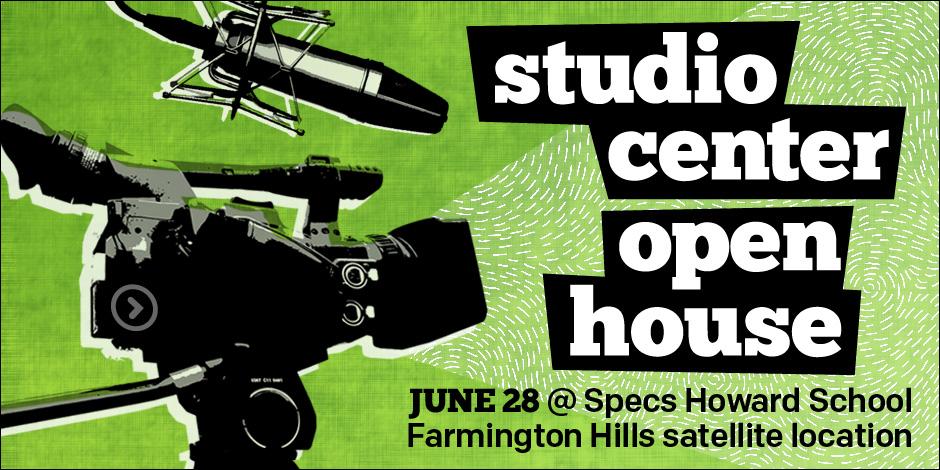 Studio Center Open House